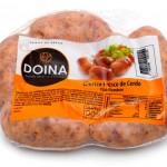 Doina - Chorizo fresco bombón - Paquete